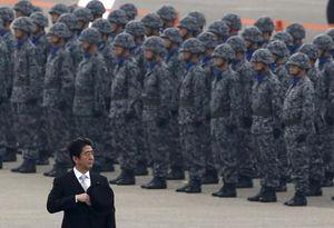 تغییر قانون اساسی «ضدجنگ» ژاپن برای تقویت نیروی نظامی