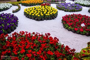 اقتتاح پانزدهمین نمایشگاه بین المللی گل وگیاه تهران