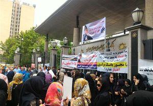 آقای روحانی، ۶ماه است که یک چشمم اشکِ، یک چشم خون +عکس