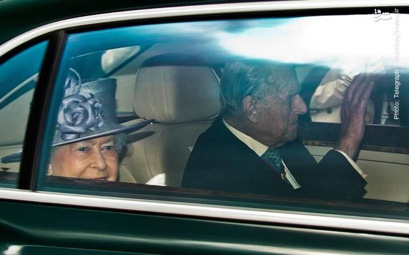 بازنشستگی شاهزاده فیلیپ، همسر الیزابت دوم ملکه بریتانیا