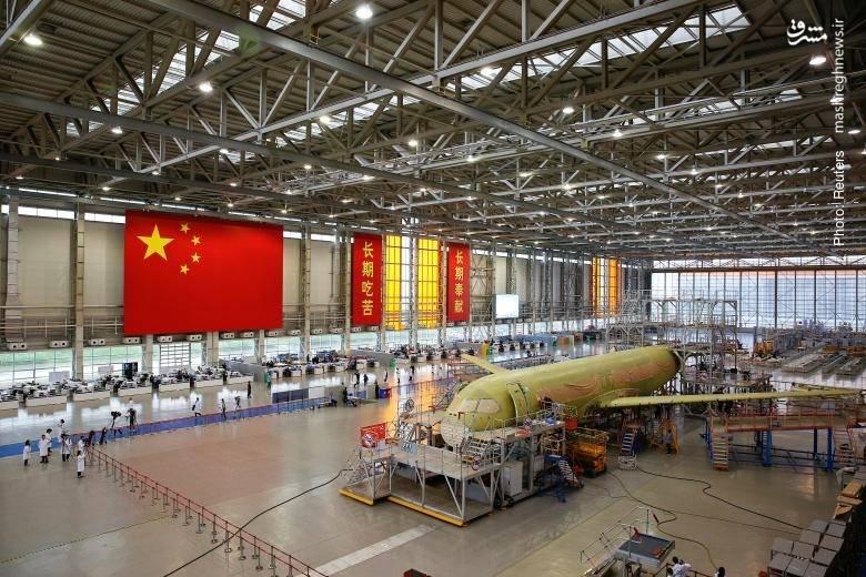 رسانهای شدن فعالیت هواپیماهای مسافری شرکت چینی کوماک
