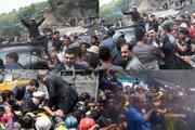 اعتراض کارگران معدن