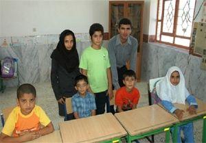 روایت این روزهای آقا معلم «کوچکترین مدرسه جهان»