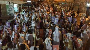 تداوم تظاهرات در بحرین به نشانه همبستگی با زندانیان