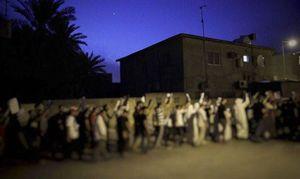 تظاهرات بحرینیها در حمایت از آیتالله عیسی قاسم