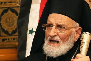 اعتصاب غذای اسقف اعظم قدس اشغالی