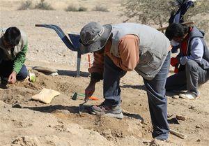 کشف ساختمانی ۶ هزار ساله در ایران +عکس