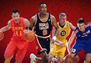ستارههای مشهور در قرعه کشی جام جهانی بسکتبال