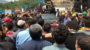 «البیسی»: کارگران ایرانی بر سر روحانی داد زدند