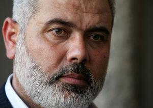 آمریکا «اسماعیل هنیه» و جنبش «الصابرین» را تحریم کرد