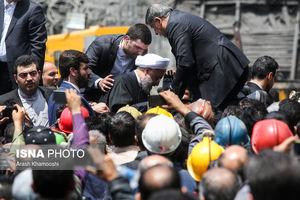 روحانی: نباید بگذاریم چنین حوادثی دوباره تکرار شود
