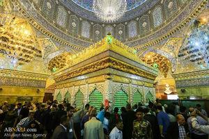 عکس/ حضور زائرین در حرم امامین عسکریین(ع)
