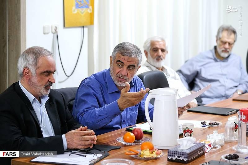 سیزدهمین نشست شورای مرکزی جبهه مردمی