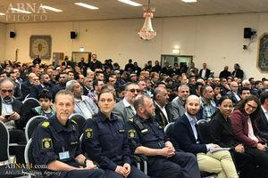 همدردی شهروندان سوئدی با مسلمانان و شیعیان+عکس
