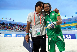 سه ایرانی نامزد برترینهای فوتبال ساحلی جهان