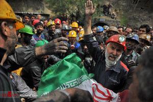 ۷ پیکر دیگر در معدن آزادشهر شناسایی شد/ تعداد کشته شدگان به ۴۲ نفر رسید