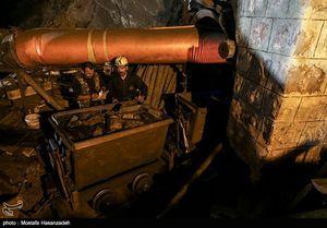 مرگ مهندس معدن در تونل زغال سنگ دامغان