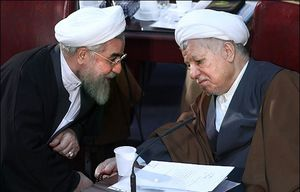 وقتی روحانی به دنبال ریاست جمهوری مادامالعمر هاشمی رفسنجانی بود