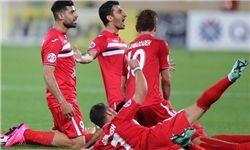 فیلم/ خلاصه بازی پرسپولیس 4-2 الوحده امارات
