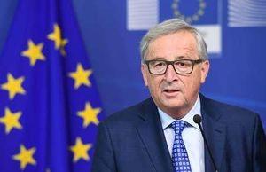 ژان کلود یونکر رئیس کمیسیون اروپا