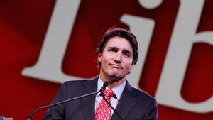 عکس/ جورابهای نخستوزیر کانادا در اجلاس داووس