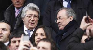 اتلتیکو و رئال مادرید