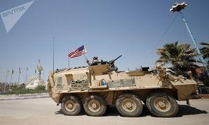 ورود بیش از ۱۵۰ خودروی نظامی آمریکا به خاک سوریه