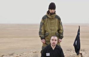 روسیه اعدام افسر روس توسط داعش را تکذیب کرد