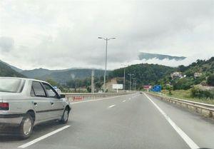 اولین آزادراه ایران با سرعت مجاز ۱۳۰ کیلومتر