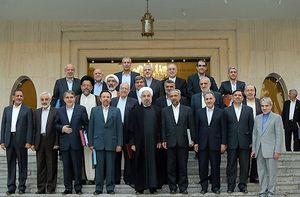 کابینه روحانی برای تبلیغات تعطیل شده است+ جدول