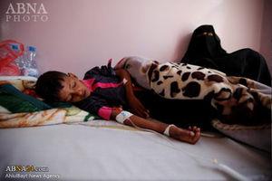 هشدار پزشکان بدون مرز در خصوص گسترش وبا در یمن