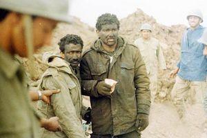 اسیر عراقی - بعثی