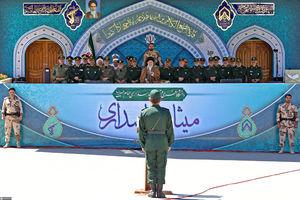 عکس/ حضور رهبرانقلاب در مراسم دانشآموختگی دانشگاه امام حسین (ع)