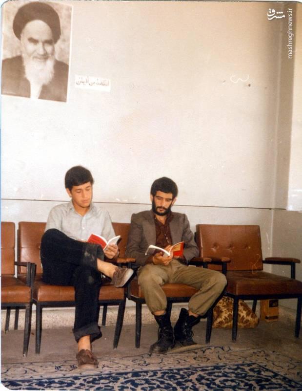حسین اسکندرلو(نفرسمت چپ)