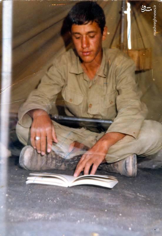 شهید «حسین اسکندرلو»