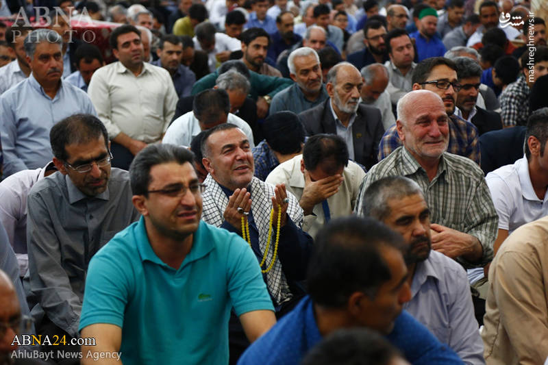 برگزاری مراسم دعای توسل در مسجد مقدس جمکران