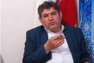 علی وقفچی نماینده زنجان