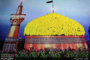 عکس/ نمایشگاه گل و گیاه در مشهد