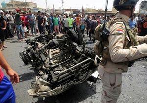 19 کشته و زخمی در انفجار انتحاری بغداد