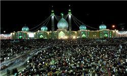 گردهمایی میلیونی عشاق امام عصر(عج) در  جمکران
