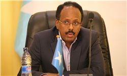 رئیسجمهور سومالی: برای شکست تروریستها به سلاح سنگین نیاز داریم