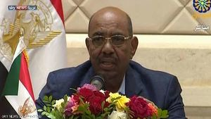 تشکیل کابینه وفاق ملی در سودان