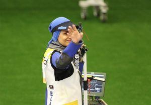 احمدی: فینال سختی بود