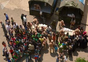 بازگشت صدها خانواده سوری به منازل خود در شمال استان حماه