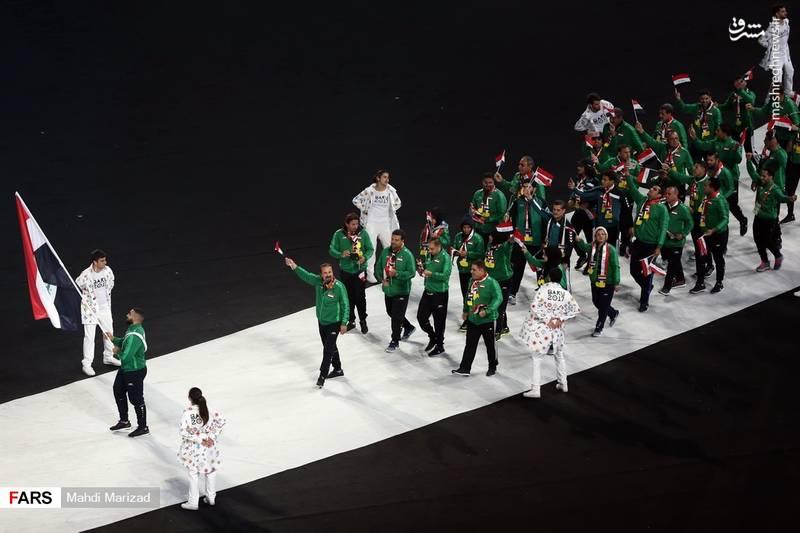 افتتاحیه بازی های اسلامی در باکو