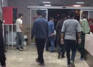 فیلم/ بیمارستان امام علی(ع) بجنورد پس از زلزله