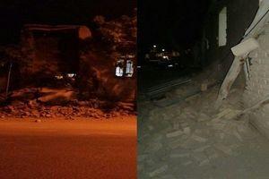 زلزله بجنورد ۲ فوتی و ۱۵۰ مصدوم برجای گذاشت