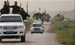 ارسال اولین محموله تسلیحات آمریکایی برای کُردهای شمال سوریه