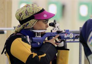 اولین سهمیه تیراندازی ایران در المپیک توکیو