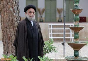عکس/ آقای کارگردان در لباس روحانیت